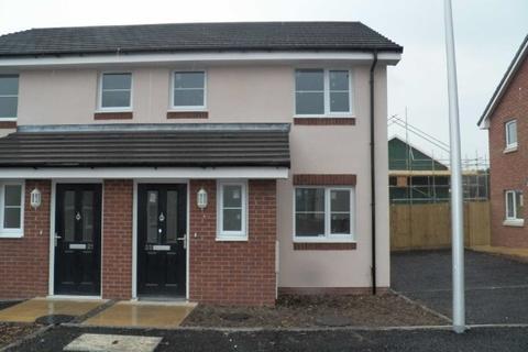 3 bedroom semi-detached house to rent - Morris Drive, Copper Quarter
