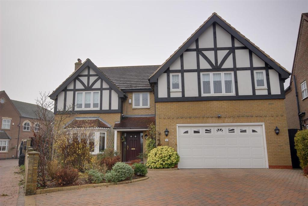 5 Bedrooms Detached House for sale in Valley Drive, Kirk Ella