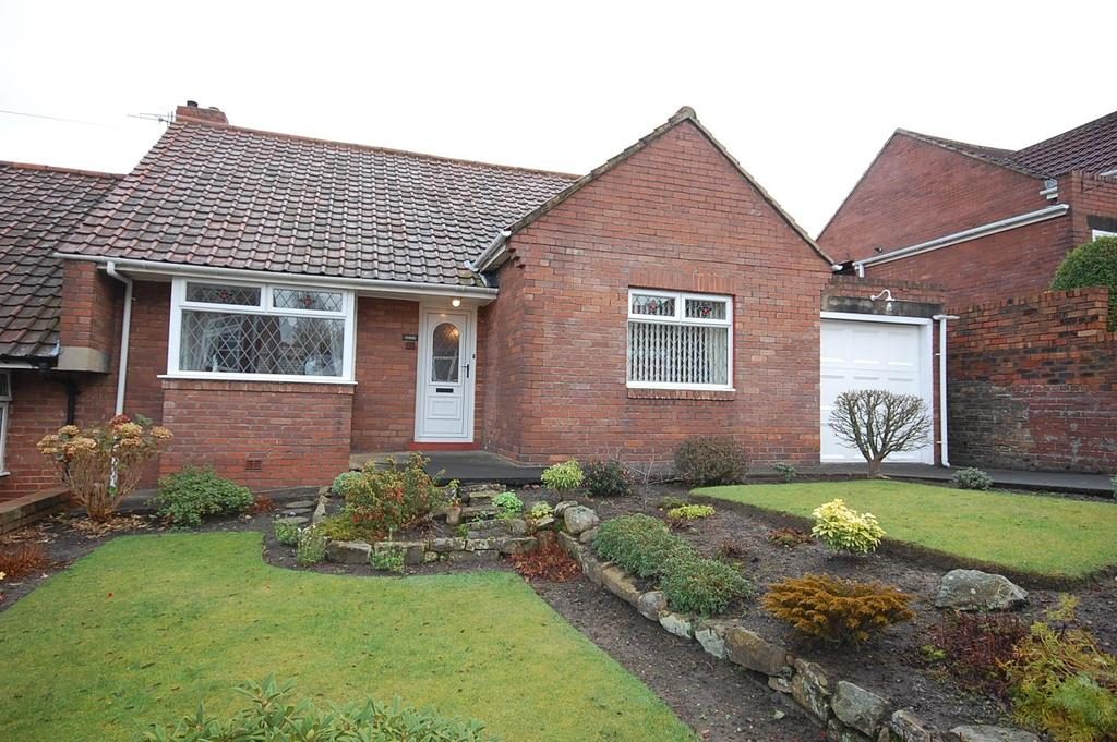 2 Bedrooms Semi Detached Bungalow for sale in Swalwell