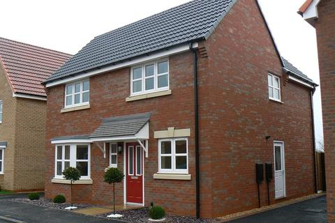 4 bedroom detached house to rent - Maximus Road, North Hykeham, Lincoln, Lincolnshire. LN6 8JT