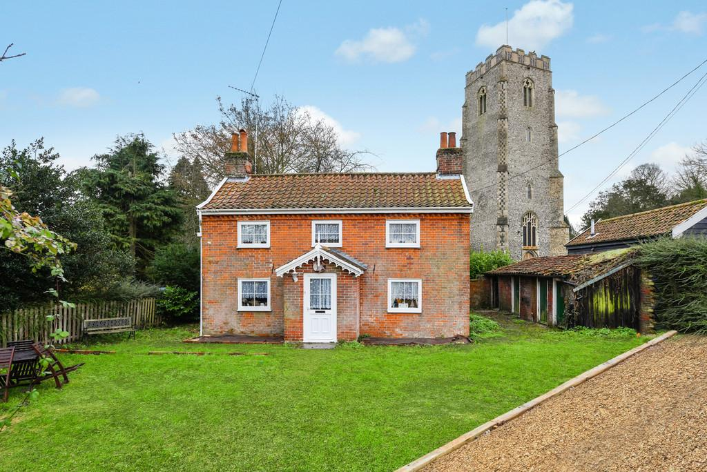 3 Bedrooms Detached House for sale in Worlingworth, Nr Framlingham, Suffolk