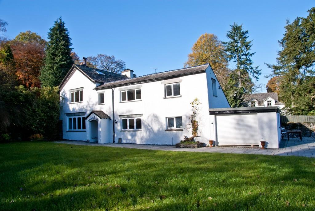 3 Bedrooms Detached House for sale in The Old Vicarage, Vicarage Lane, Hawkshead, Ambleside LA22 0PD