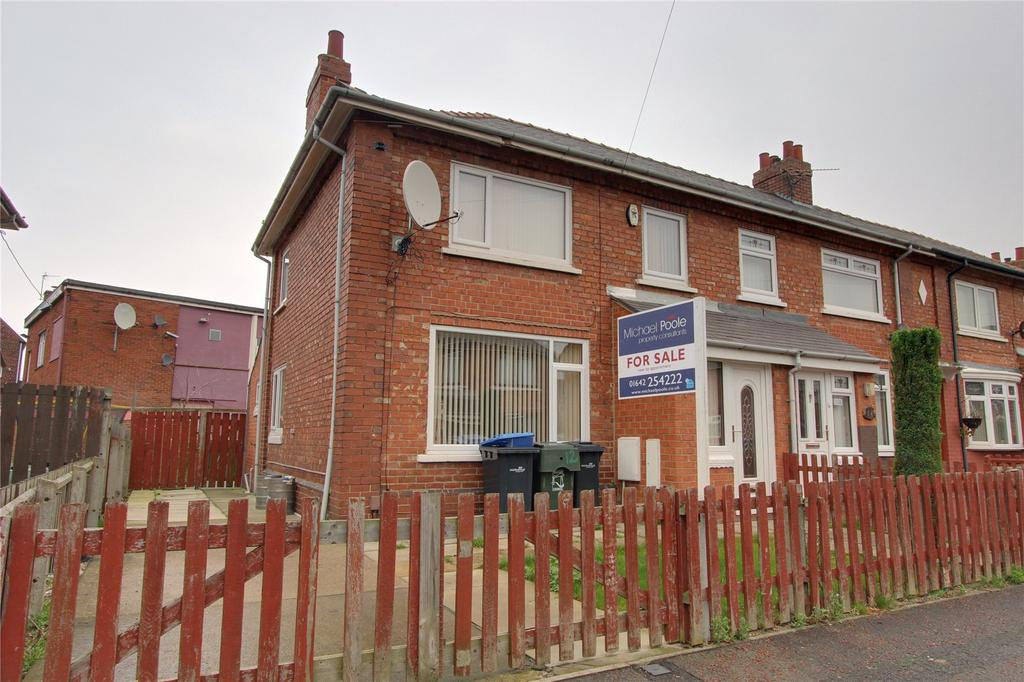 3 Bedrooms Semi Detached House for sale in Price Avenue, Middlesbrough