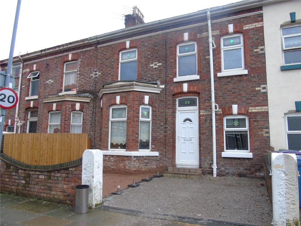 6 Bedrooms Terraced House for sale in Wellfield Road, Walton, Liverpool, L9