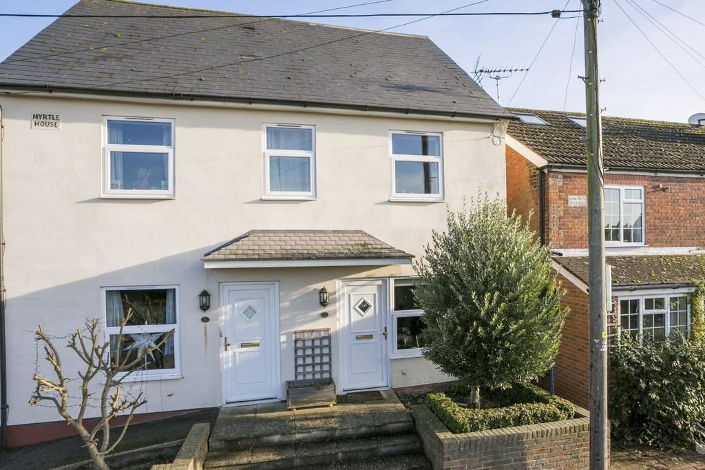 2 Bedrooms Semi Detached House for sale in Tonbridge