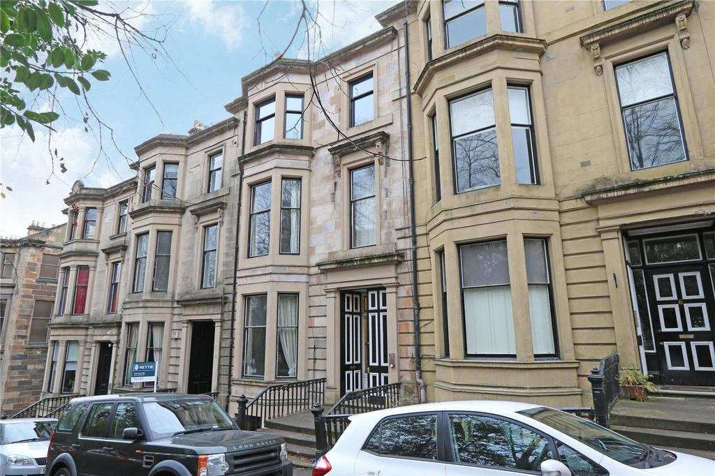 2 Bedrooms Apartment Flat for sale in Flat 2, Bowmont Terrace, Dowanhill, Lanarkshire