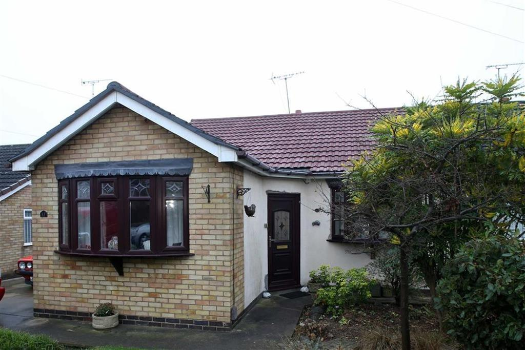 2 Bedrooms Semi Detached Bungalow for sale in Almond Way, Earl Shilton Leicester, Leicester