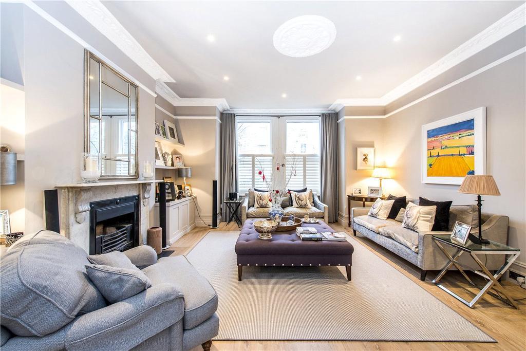 5 Bedrooms Semi Detached House for sale in Baskerville Road, London, SW18