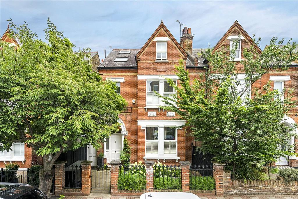 5 Bedrooms Semi Detached House for sale in Baskerville Road, London, SW18