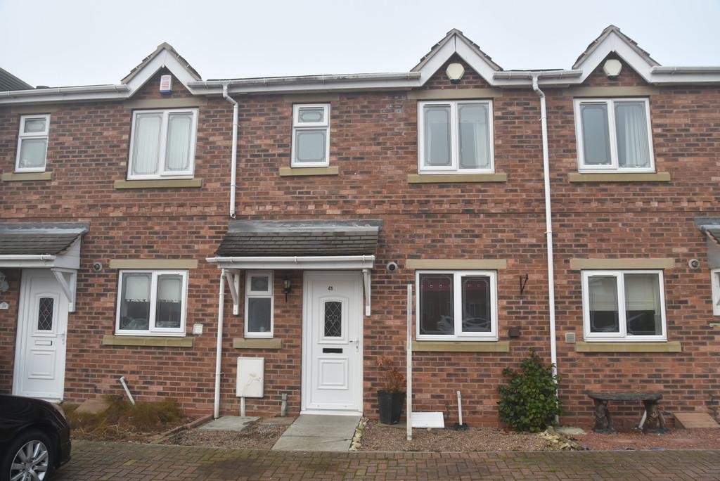 2 Bedrooms Town House for sale in Thornwood Close, Thurnscoe