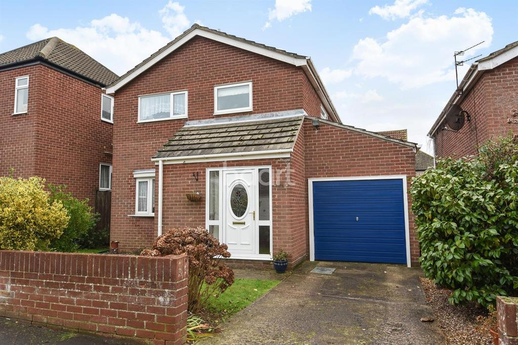 3 Bedrooms Detached House for sale in Wivenhoe