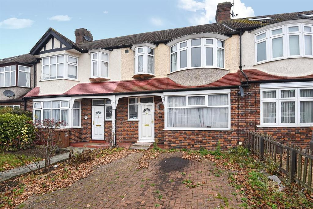 3 Bedrooms Terraced House for sale in Westway, Raynes Park, London, SW20