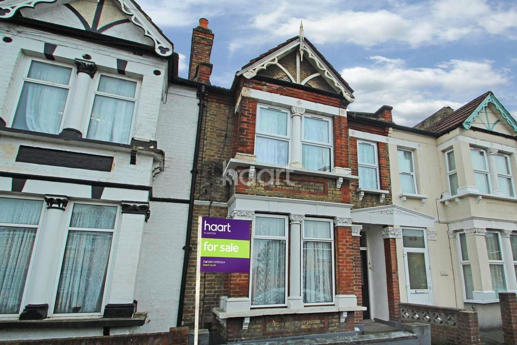 1 Bedroom Flat for sale in Rochester Avenue, Upton Park
