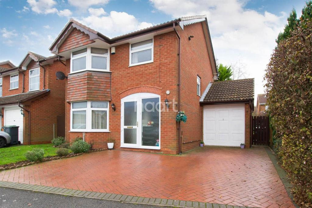 4 Bedrooms Detached House for sale in Brilliant In Barton Hills