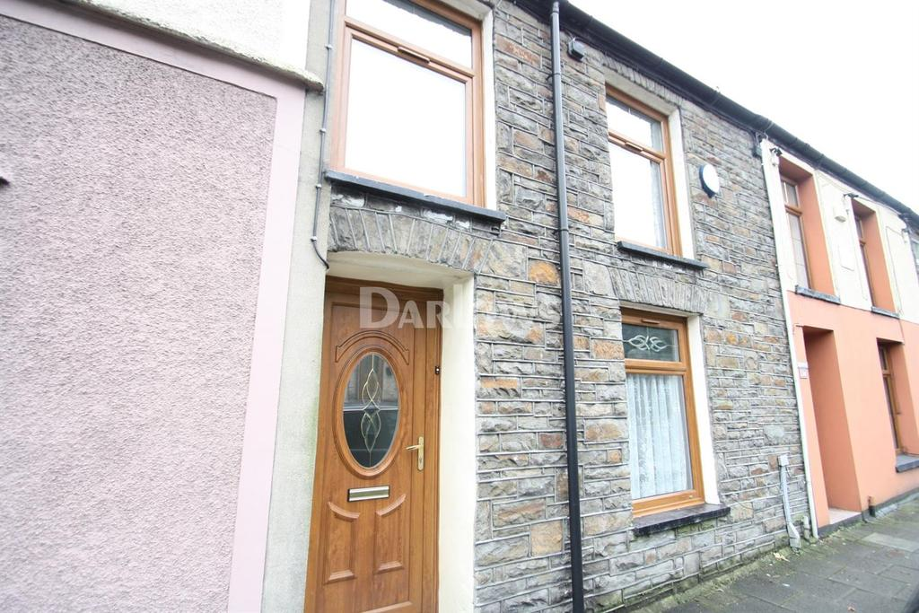 2 Bedrooms Terraced House for sale in William street, Ystrad