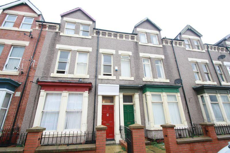 7 Bedrooms Terraced House for sale in No:28 - Hartington Road, Stockton, TS18 1HE