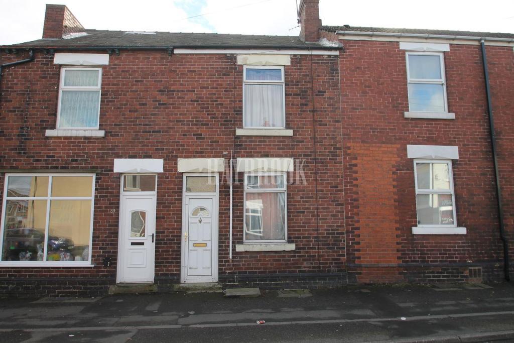 2 Bedrooms Terraced House for sale in Kilnhurst Road, Rawmarsh
