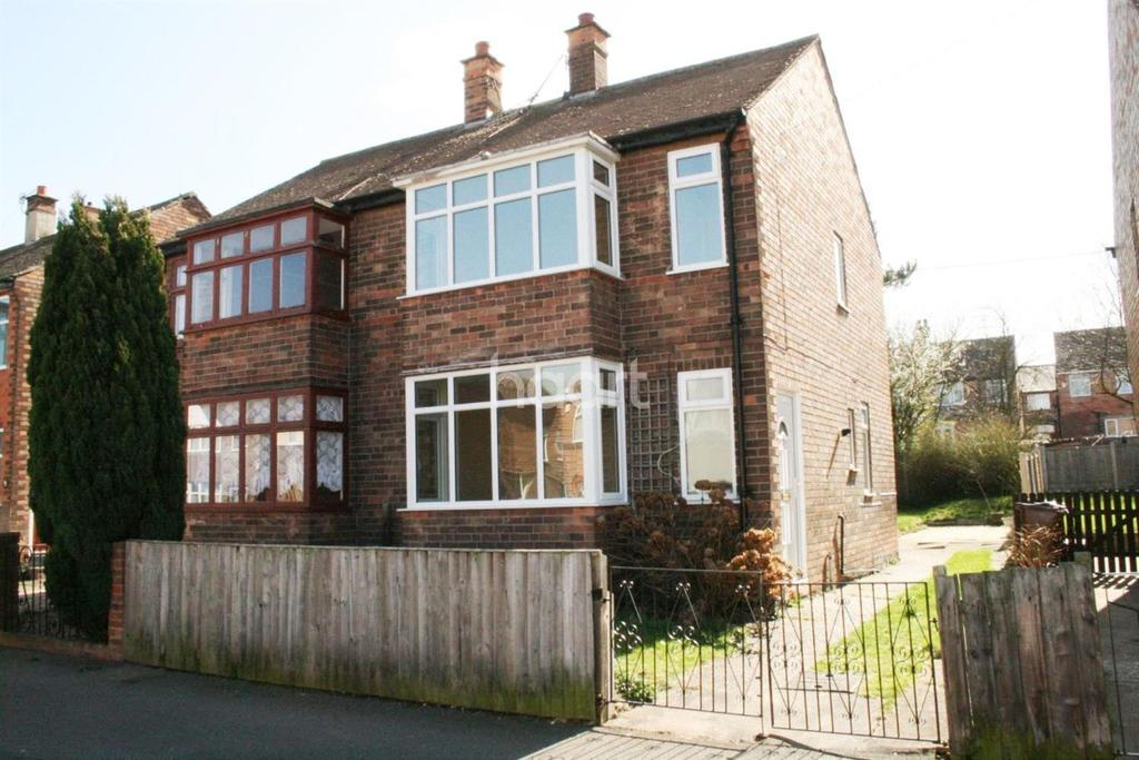3 Bedrooms Semi Detached House for sale in Brora Road, Bulwell