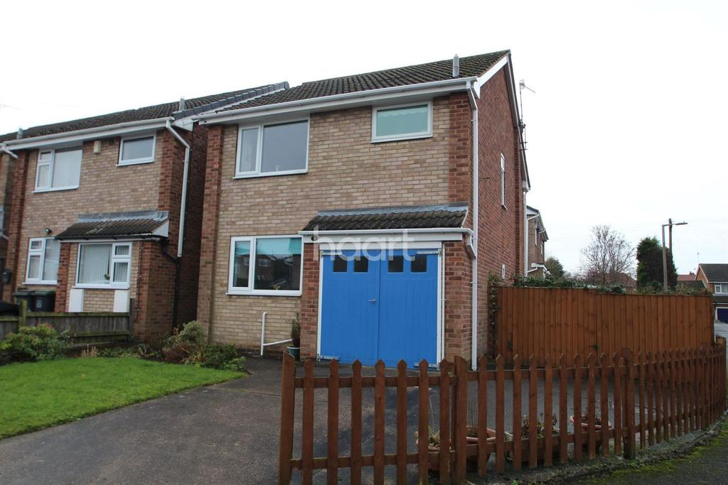 3 Bedrooms Detached House for sale in Metcalf Road, Newthorpe