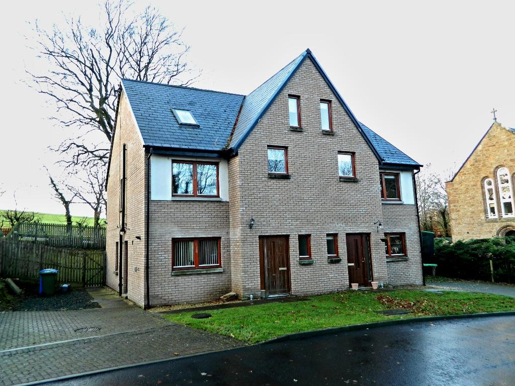 4 Bedrooms Semi-detached Villa House for sale in Kirk Brae, Westchurch, Maybole, Ayrshire, KA19 7ER