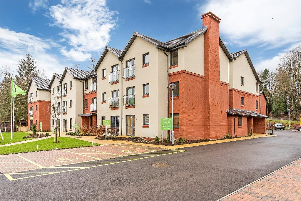 1 Bedroom Apartment Flat for sale in Darroch Gate, Coupar Angus Road, Blairgowrie, Perthshire, PH10 6JN