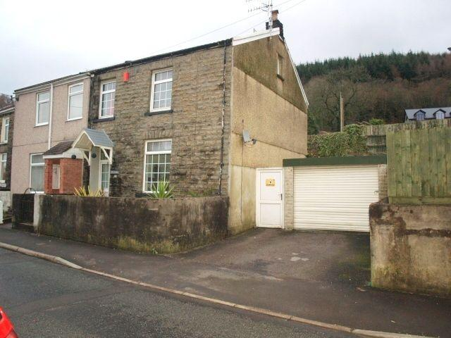 3 Bedrooms Semi Detached House for sale in Cardiff Road, Mountain Ash, CF45 4HD