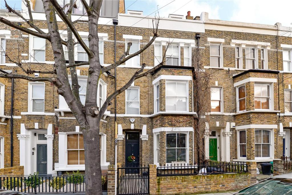 5 Bedrooms Terraced House for sale in Rush Hill Road, Battersea, London, SW11