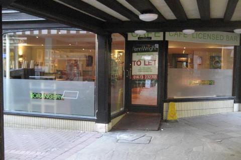 Retail property (high street) to rent - 15-17 Thoroughfare, Ipswich, Suffolk, IP1 1BX