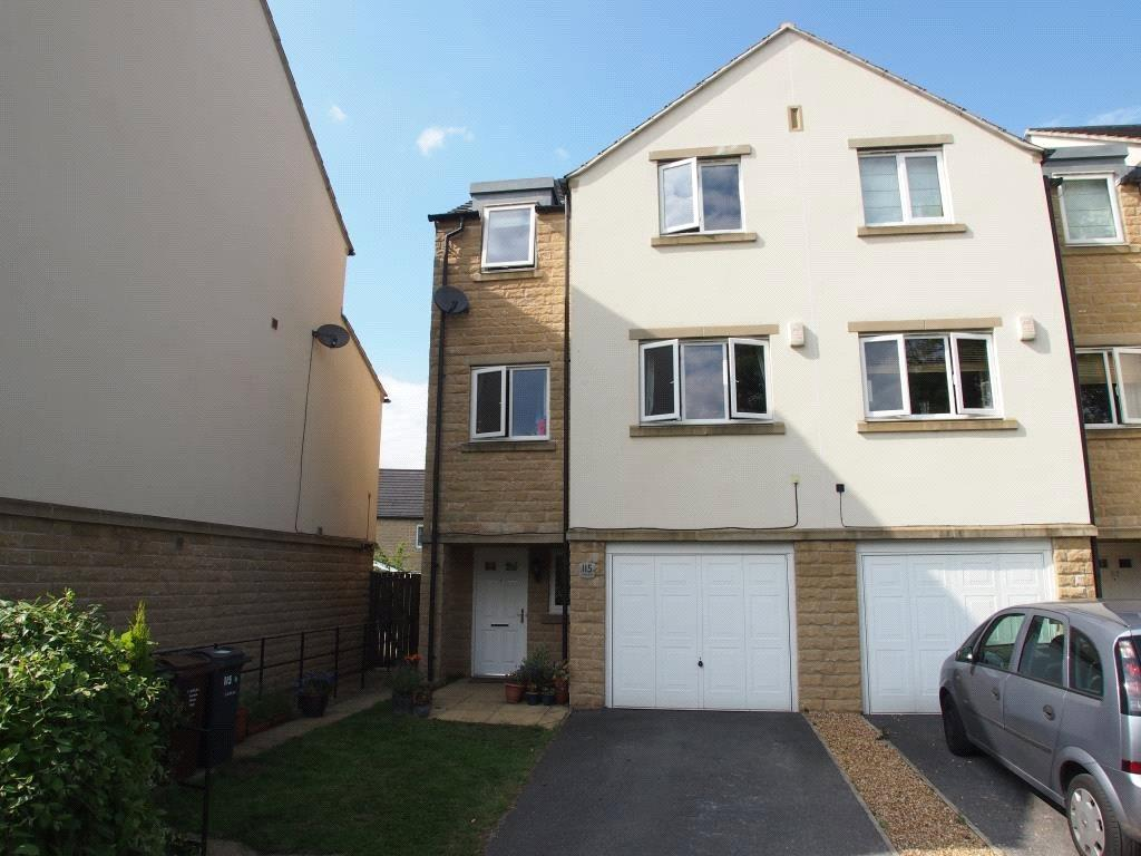 4 Bedrooms Terraced House for sale in Lodge Road, Idle