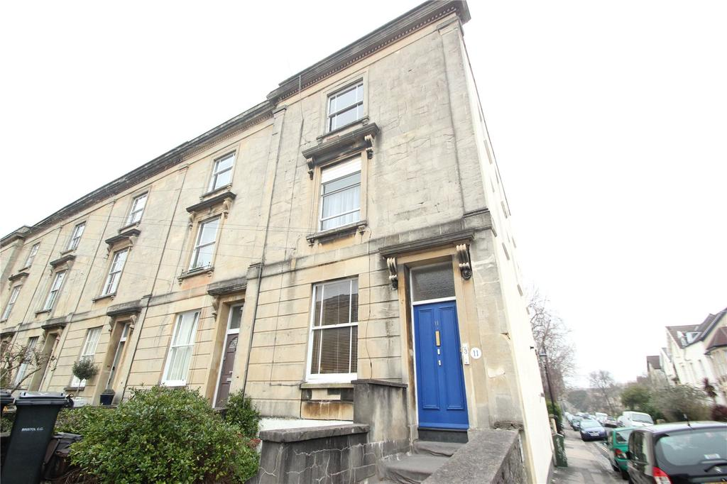 2 Bedrooms Apartment Flat for sale in Clevedon Terrace, Bristol, Somerset, BS6