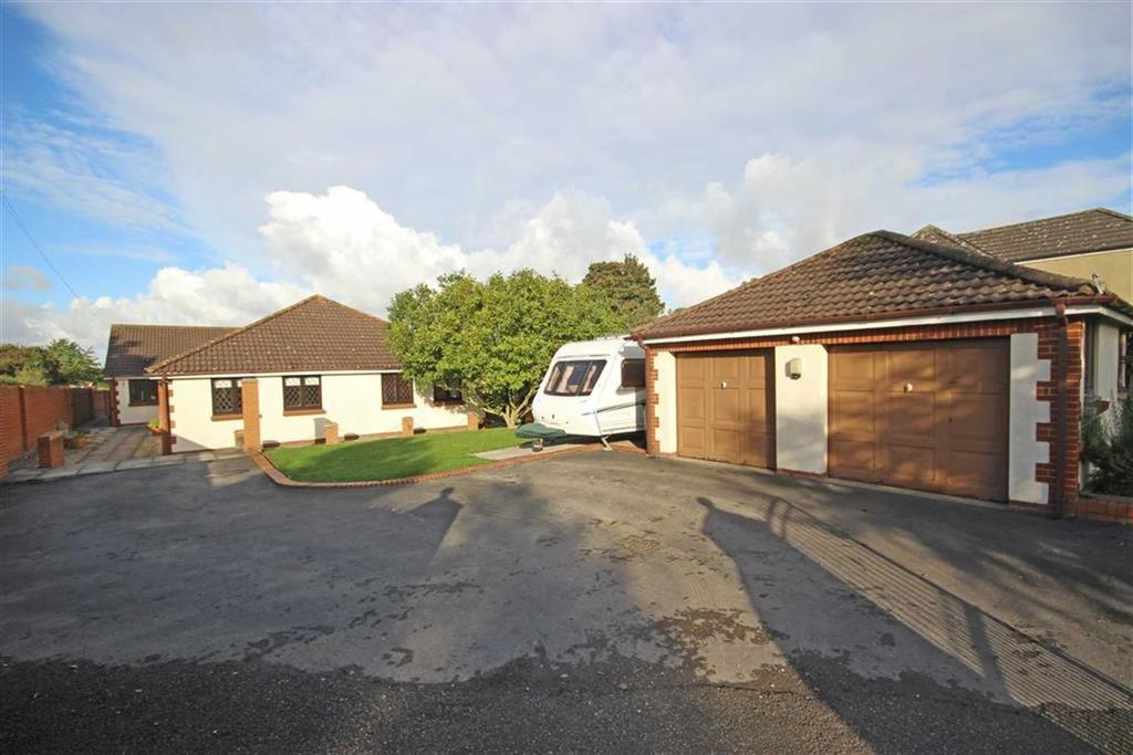 4 Bedrooms Detached Bungalow for sale in With Building Plot, Tetney Lane, Grimsby, Lincolnshire