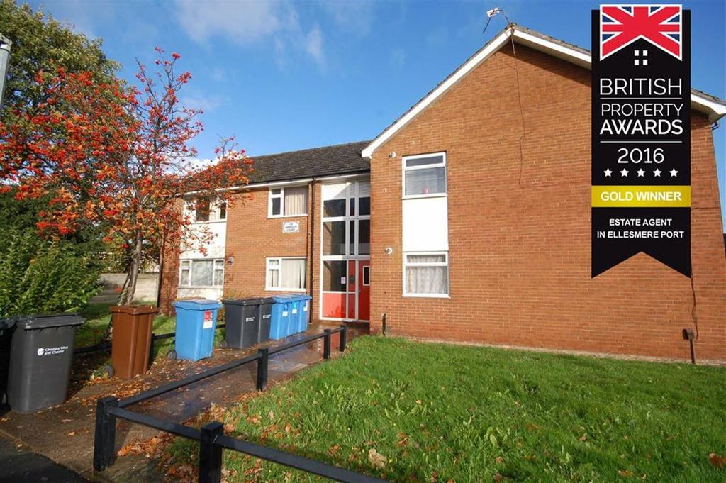 1 Bedroom Apartment Flat for sale in Harlech Court, Ellesmere Port