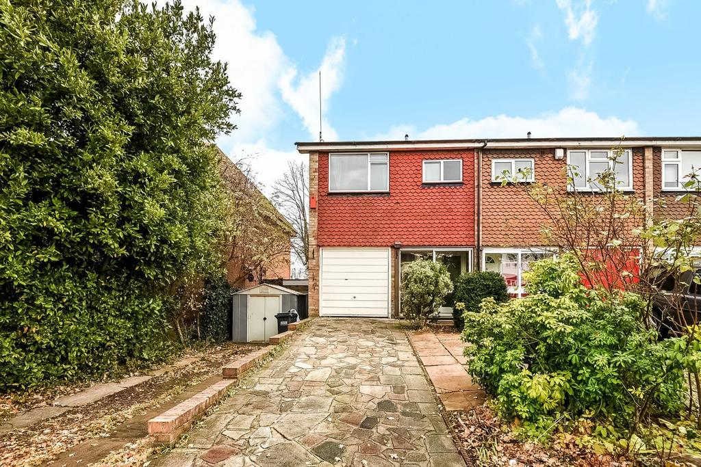 3 Bedrooms Terraced House for sale in Warminster Road, South Norwood, SE25