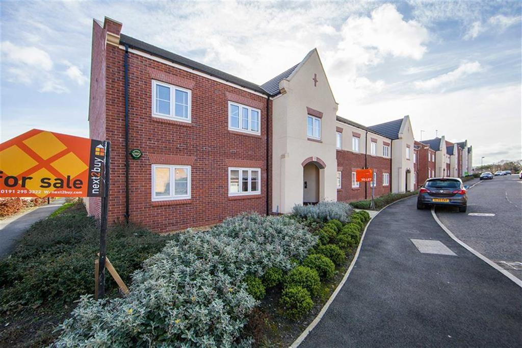 2 Bedrooms Apartment Flat for sale in Dukesfield, Shiremoor, Tyne Wear, NE27