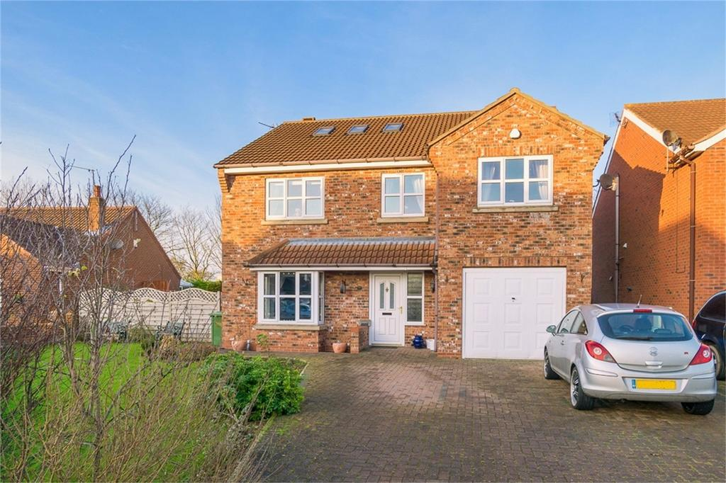 6 Bedrooms Detached House for sale in Owthorne Grange, WITHERNSEA, East Riding of Yorkshire