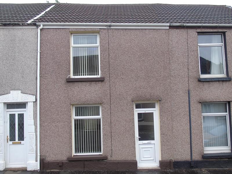 2 Bedrooms Terraced House for sale in Landeg Street, Plasmarl, Swansea.