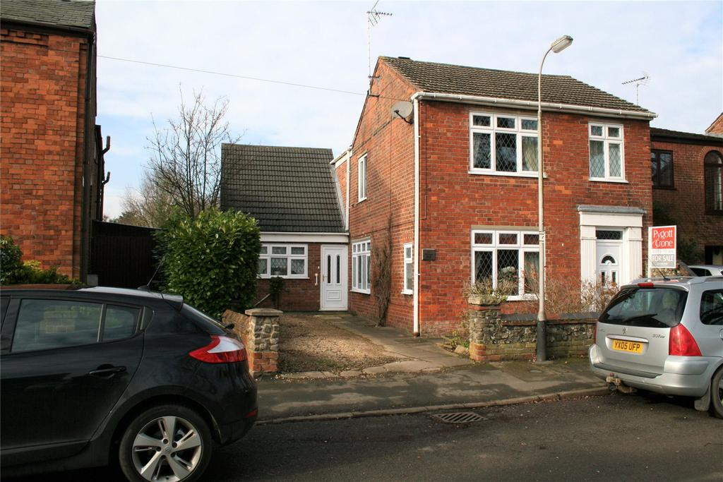 3 Bedrooms Detached House for sale in Edinburgh Walk, Holbeach, PE12