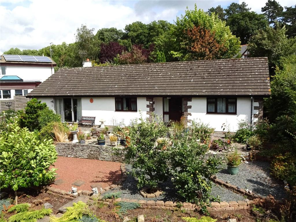 3 Bedrooms Detached Bungalow for sale in Glasbury-On-Wye, Hereford