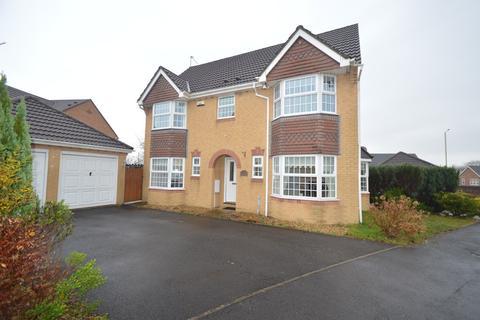 4 bedroom detached house to rent - 2 Walnut Close, Miskin , CF72 8RZ