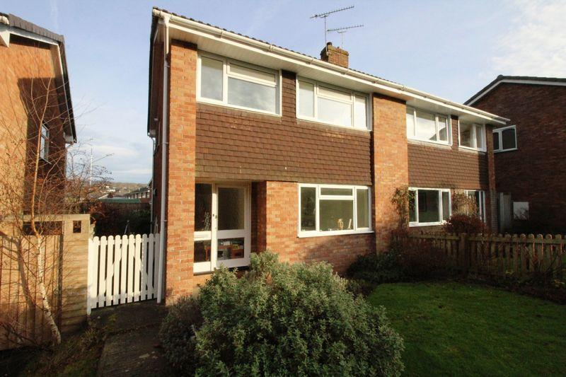 3 Bedrooms Semi Detached House for rent in Greenslade Gardens, Nailsea