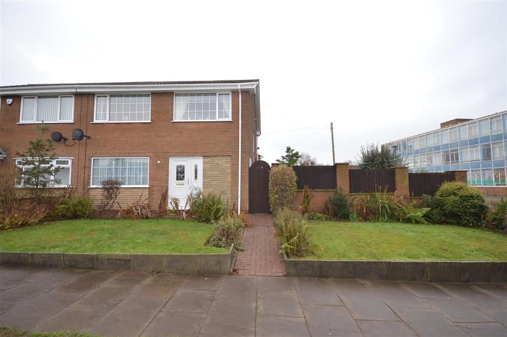 3 Bedrooms Semi Detached House for sale in Sheldon Hall Avenue, Birmingham