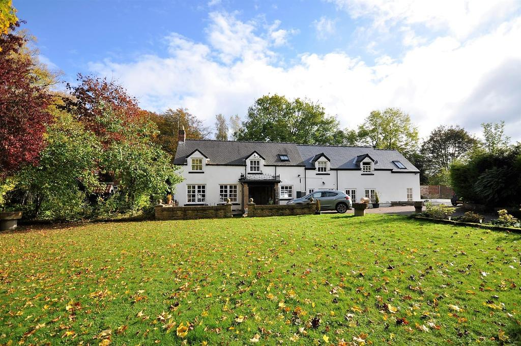 4 Bedrooms House for sale in The Chantry, Teversal Village