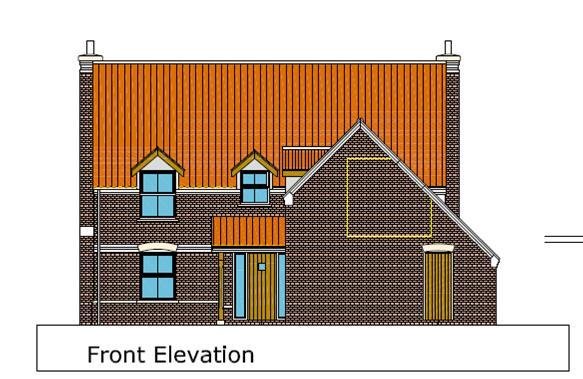 5 Bedrooms Detached House for sale in Plot 1, Butt Lane, Carr Lane, Tickton, Beverley, HU17 9SF