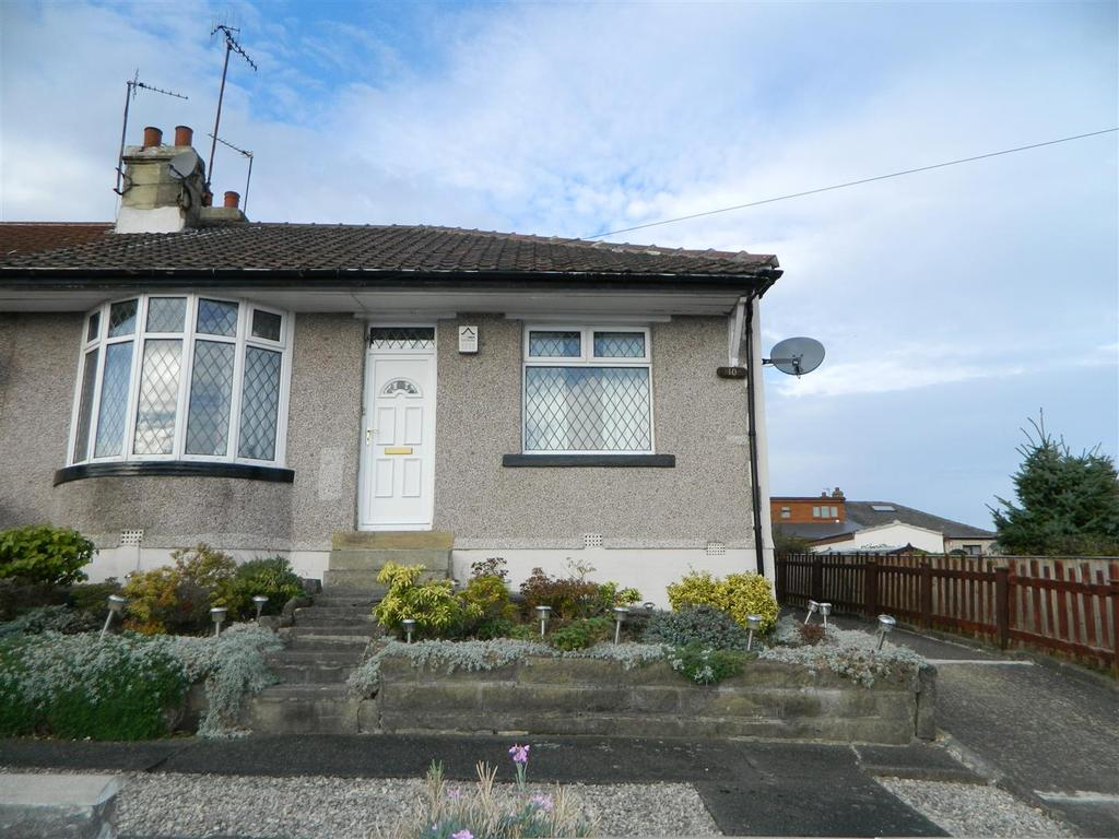 2 Bedrooms Semi Detached Bungalow for sale in Hawes Drive, Bankfoot, Bradford, BD5 9BB
