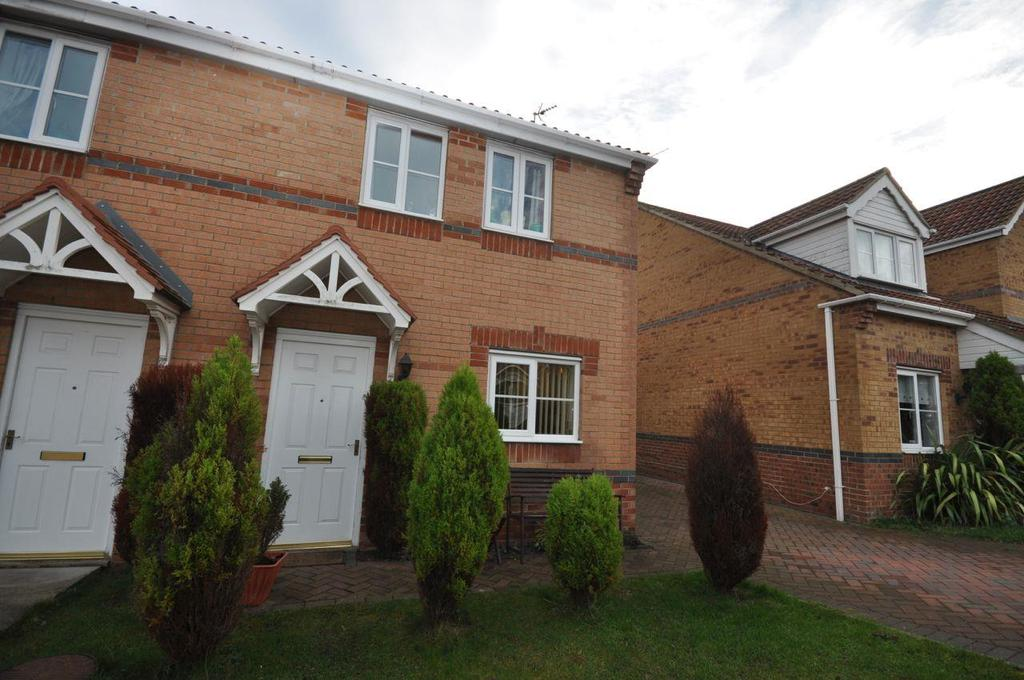 3 Bedrooms Semi Detached House for sale in Hemsby Close, Havelock Park, Sunderland