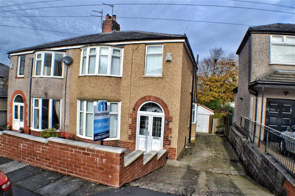 3 Bedrooms Semi Detached House for sale in Brantwood Avenue, Blackburn, Lancashire