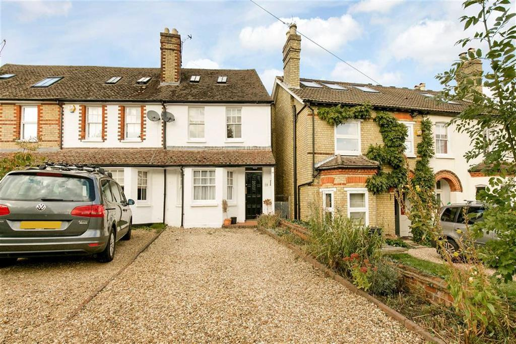 3 Bedrooms Semi Detached House for sale in St James Road, Sevenoaks, TN13