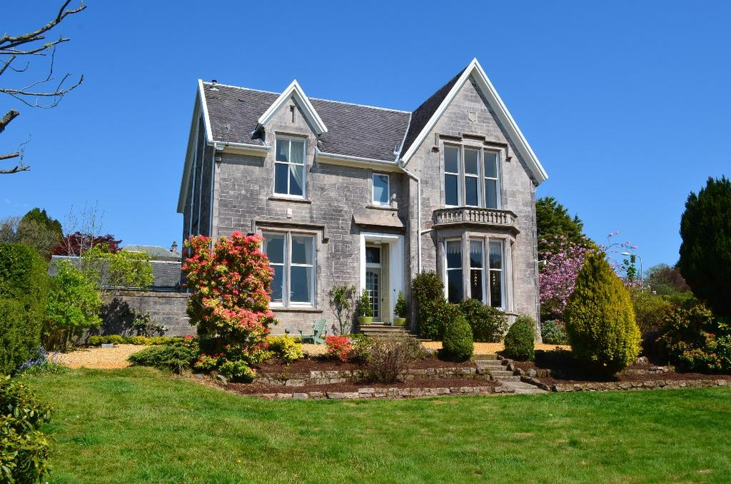 5 Bedrooms Detached House for sale in Colquhoun Street, Torwood, Helensburgh, Argyll Bute, G84 9JP