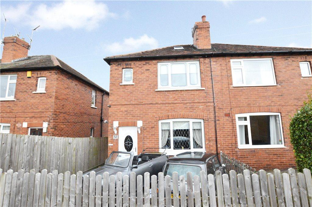 2 Bedrooms Semi Detached House for sale in Meadow Lane, Wakefield, West Yorkshire