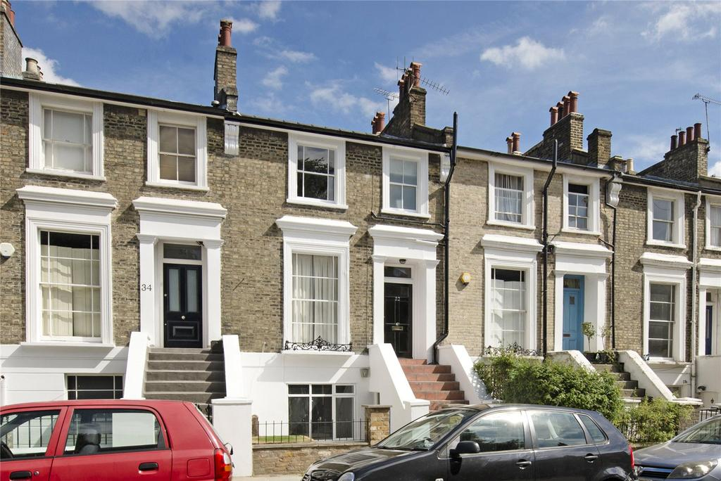 3 Bedrooms House for sale in Marquis Road, Camden, London
